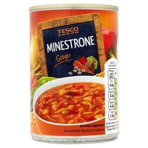 Tesco Minestrone Soup 400g
