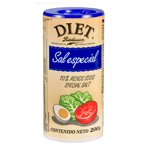 Diet Radisson Hyposodic Salt 200g