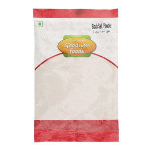 Geo Fresh Black Salt Powder 100g