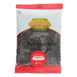 Geo Fresh Black Pepper Whole 100g