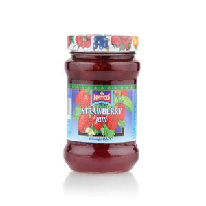 Natco Strawberry Jam 450g