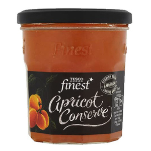 Tesco Finest Apricot Conserve 340g