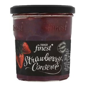 Tesco Finest Strawberry Conserve 340g