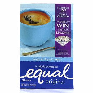 Equal Sweetner Packet 230s