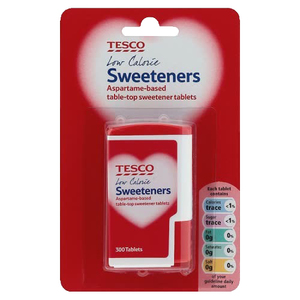 Tesco Tablet Sweeteners 300s