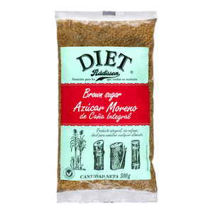 Diet Radisson Brown Cane Sugar 500g