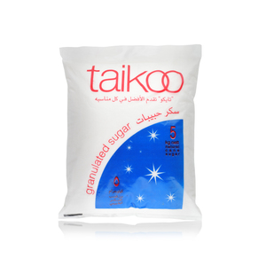 Takoo Golden Granulated Sugar Sticks 5kg