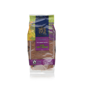 Tate+Lyle Dark Soft Brown Cane Sugar 1kg
