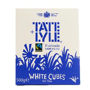 Tate+Lyle White Sugar Cubes 500g