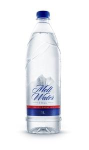 Melt Water Pet Bottle 1L