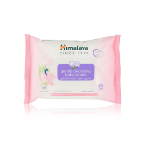 Gentle Cleansing Baby Wipes 20s