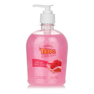 Teepol Moist. Hand Wash Rose 425ml