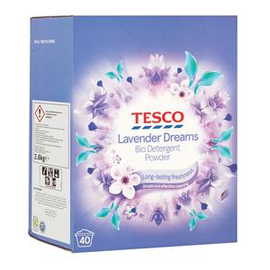 Tesco Ambience Lavender Dreams Powder 2.6kg