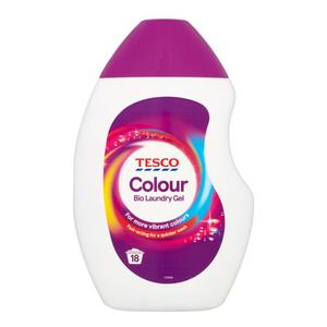 Tesco Laundry Colour Gel 540ml