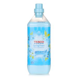 Tesco Fabric Conditioner Spring Fresh 1.26L