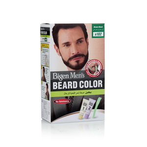 Bigen Beard Color B-102 (Brown Black) 40g