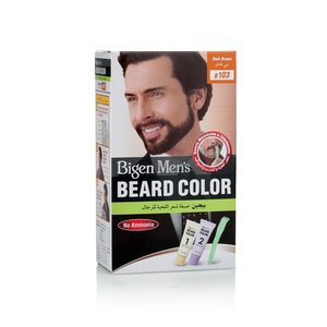 Bigen Beard Color B-103 (Dark Brown) 40g