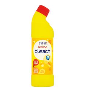 Tesco Lemon Bleach 24Hr 750ml