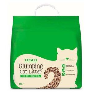 Tesco Clmping Cat Litter 10L