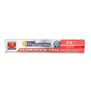Freshwrapp Aluminium Foil 75Sq.ft