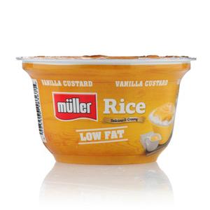 Muller Rice Vanila Custard 190g