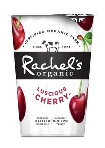 Rachels Luscious Cherry Yogurt 450g