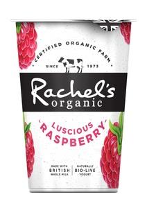 Rachels Luscious Raspberry Yogurt 450g