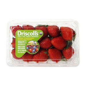 Driscoll's Strawberry Organic 454g pkt