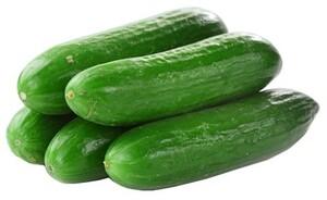 Cucumber Local 500g