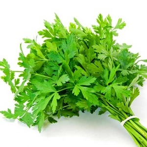 Parsley Leaves Local 1bunch