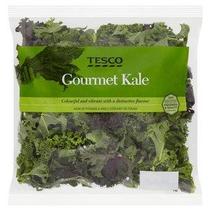 Tesco Black Kale 1bunch