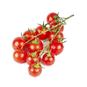 Tesco Tomato Cherry Bunch Organic 200g pkt