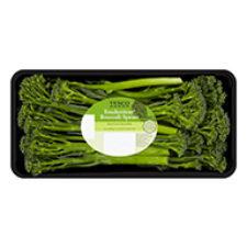 Tesco Asparagus & Tenderstem 190g pkt