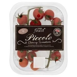 Tesco Piccolo Tomato Cherry 220g pkt