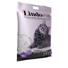 Lindocat Crystal Lavender Scent Silica Gel 16L