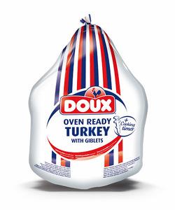 Doux Turkey Whole 3kg