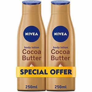 Nivea Body Lotion Coco Butter 2x250ml