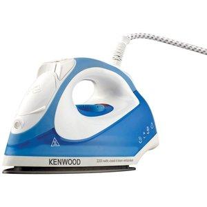 Kenwood Steam Iron Non Stick Isp100Bl 1pc