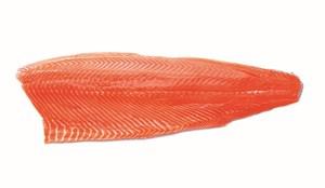 Salmon Fillet Skin Off 1kg