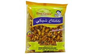 Evergreen Groundnut Chocolate Chikki 100g