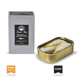 Pena Sardinillas in Olive Oil Can 115g 3-5 Units