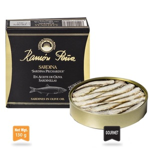 Pena Sardinillas in Olive Oil Can 130g 25-30 Units
