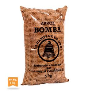 La Campana De Oro Bomba Rice Packet 5Kg