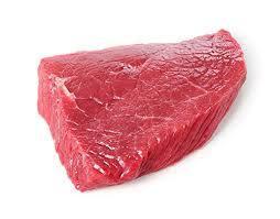 Beef Sirloin Steak Grain Fed 500g