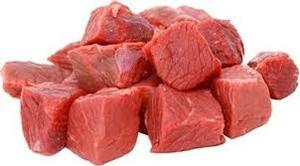 Indian Boneless Cubes Buffalo 1kg