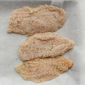 Chicken Breaded Escalope 500g
