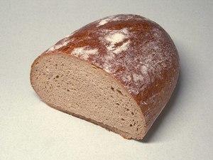 Rye Bread 1pc