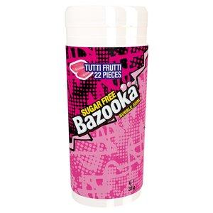 Bazooka Tutti Frutti Flavor Sugar Free Gum 8g