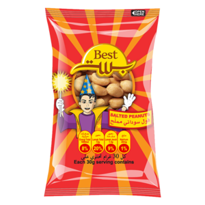 Best Peanut Grocery Pack 20g