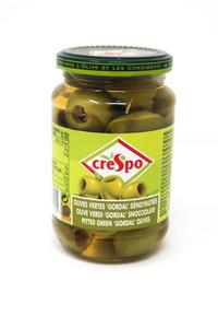 Crespo Queen Green Olives Jar 550g